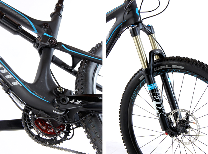 Bike Test: Scott Genius 710 | Mountain Bike Action Magazine