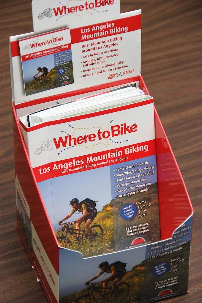Gift Idea #2: Mountain Bike Ride Guide
