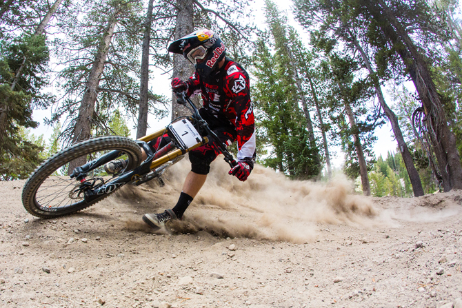 7d78fab49db Aaron Gwin Returns to Mammoth to Lead 2-Day Skills Camp | Mountain ...