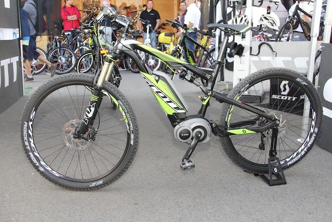 24 Hardcore Electric Mountain Bikes From Eurobike