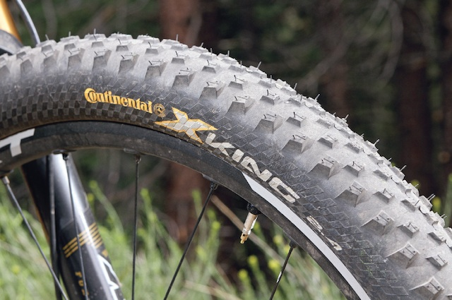 Continental X King 2.2 Performance Tyre