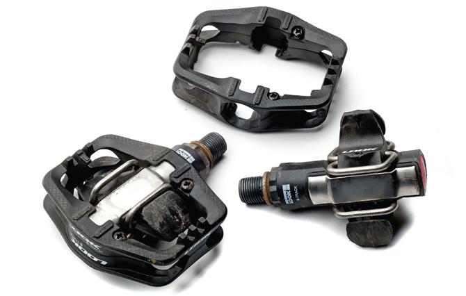 Look S-Track Pedal Aluminum Deflectors