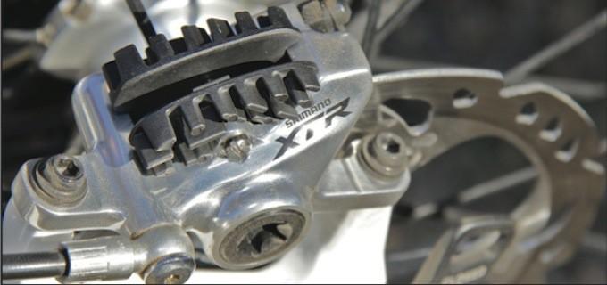 Product Test: Shimano Metal vs  Resin Brake Pad Compounds
