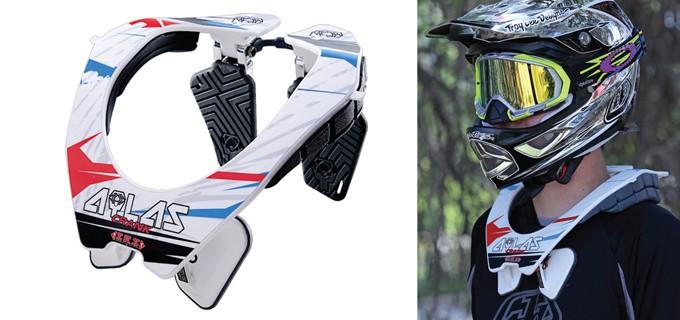 mountain bike action magazine product test atlas crank neck brace. Black Bedroom Furniture Sets. Home Design Ideas