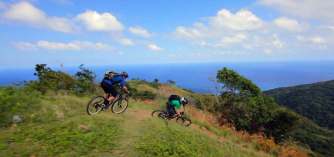 Bc Bike Race Visits Jamaica Mountain Bike Action Magazine