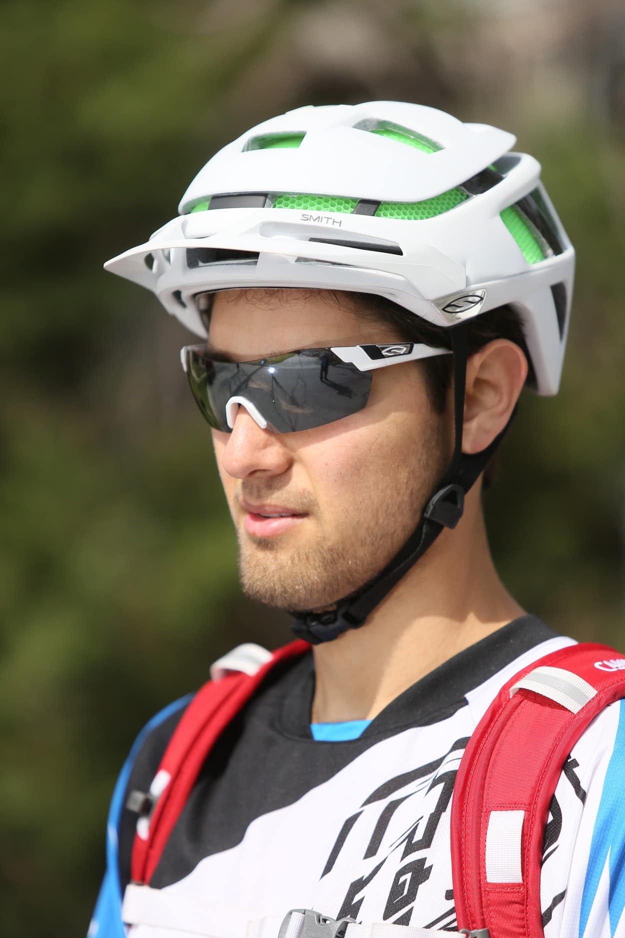Smith ForeFront Helmet And Goggle | Mountain Bike Action ...