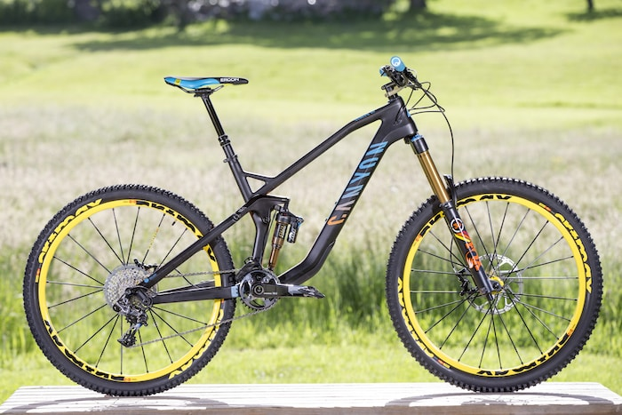 Canyon Bikes In The Usa With the new Stive CF Canyon