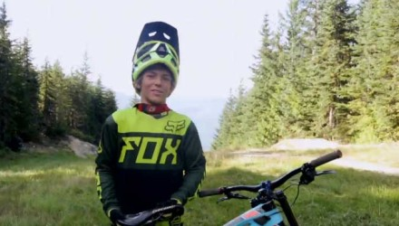 Finn Iles at 2014 Whistler Whip-off