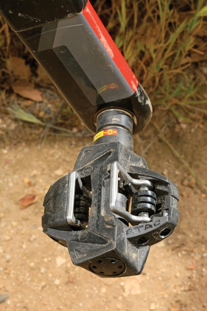 product test mavic crossmax pedals mountain bike action. Black Bedroom Furniture Sets. Home Design Ideas