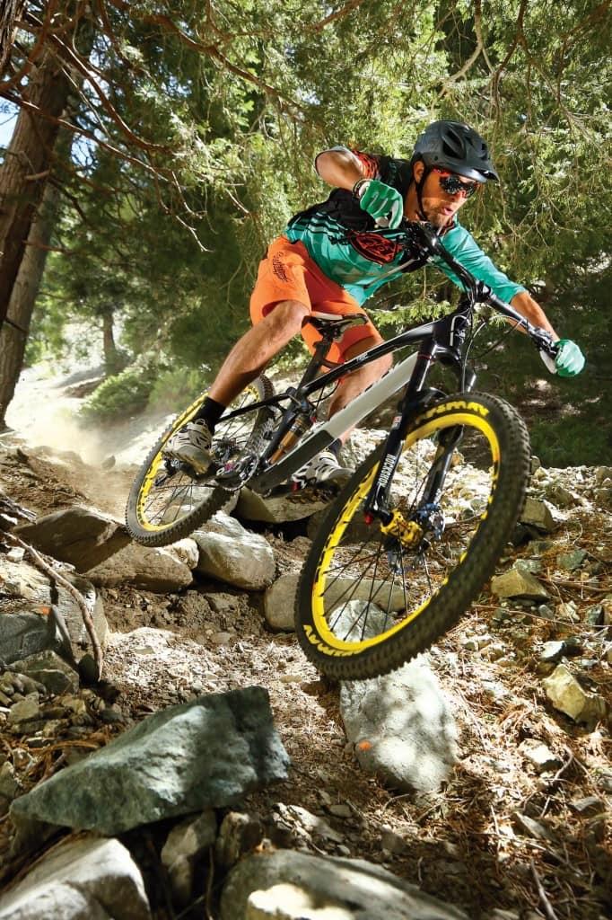 Mountain Bike Action Magazine Factory Direct Testing
