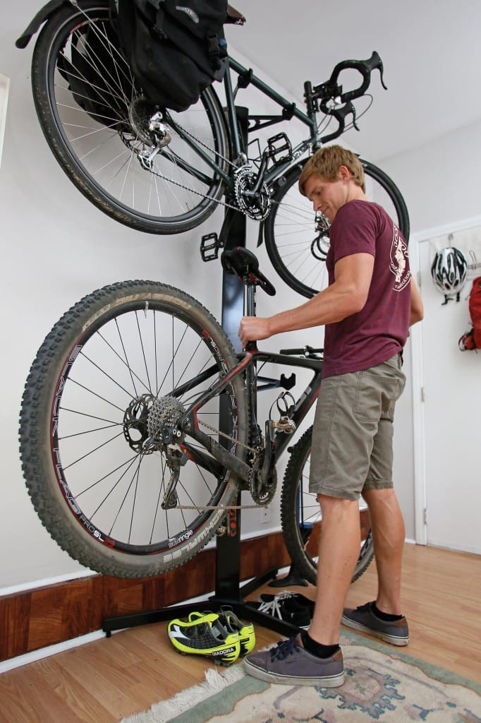 Mountain Bike Action Magazine How To Indoor Bike