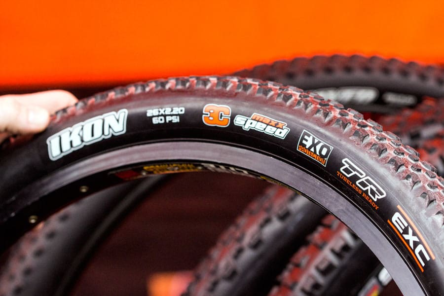 Continental Bike Tires >> Maxxis Opens Its 2015 Sponsorship Program | Mountain Bike ...
