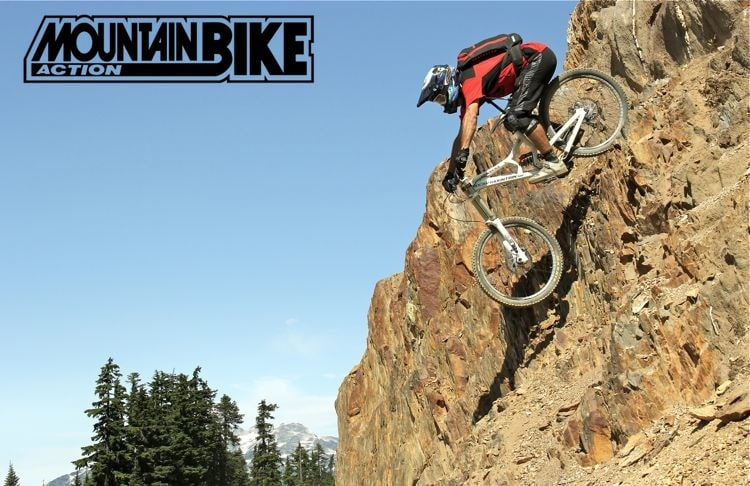 Throwback Thursday—Brett Tippie at Whistler Mountain | Mountain Bike Action Magazine