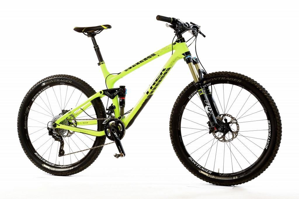 6f4892bd8cb BIKE TEST: TREK FUEL EX 9.8 | Mountain Bike Action Magazine