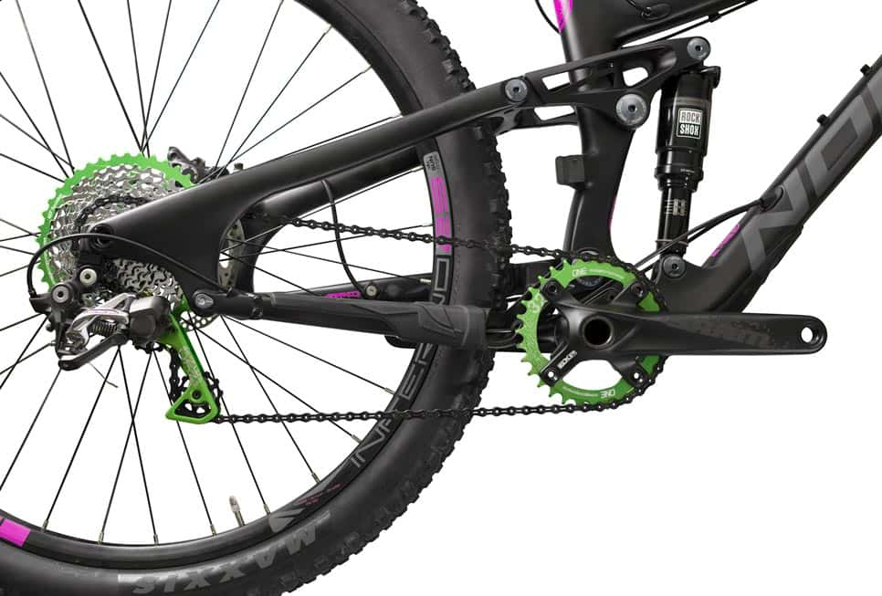 All New Oneup Components Narrow Wide Chainrings