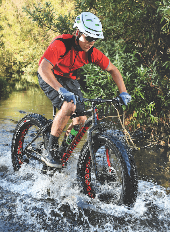 Bike Test: SPECIALIZED FATBOY EXPERT | Mountain Bike Action