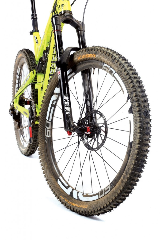 81d0adc71cd Tech Features: The Der Kaiser tire is built for speed and stability in  rocky and rooty technical terrain. The widely spaced knobs make for a  fairly ...