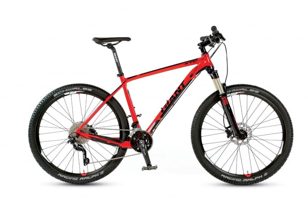 bike test giant xtc 27 5 2 mountain bike action magazine. Black Bedroom Furniture Sets. Home Design Ideas