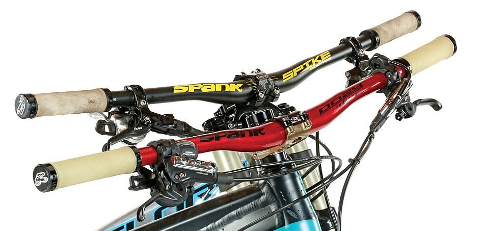 Spank Spike 800 Vibrocore Bicycle Handlebar