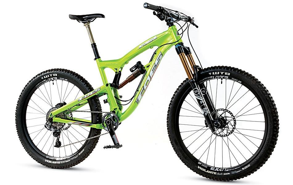 Mountain Bike Action Magazine Bike Test Foes Fxr275
