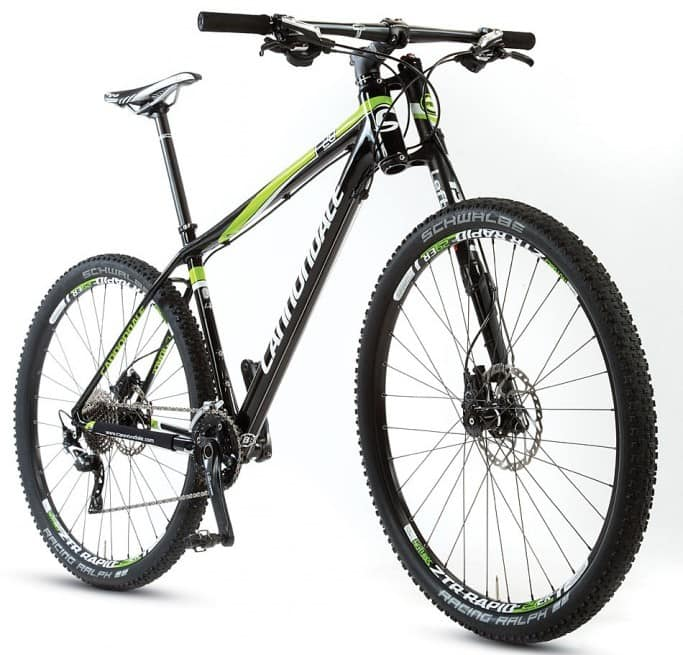 bike test cannondale f29 carbon 4 mountain bike action. Black Bedroom Furniture Sets. Home Design Ideas