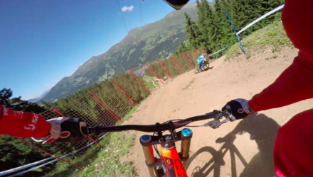 on-course-with-marcelo-gutierrez-and-claudio-caluori-at-the-lenzerheide-world-cup