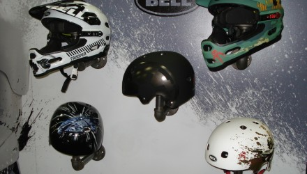 Bell is now offering many of their helmets in a Star Wars theme option... complete with Boba Fet, Stormtrooper, and Darth Vader schemes. Star wars dorks rejoice.