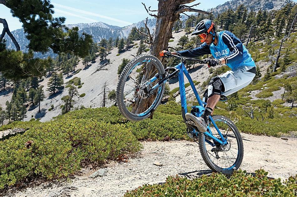 Fitness Feature: Fitness Vs Technique | Mountain Bike Action Magazine