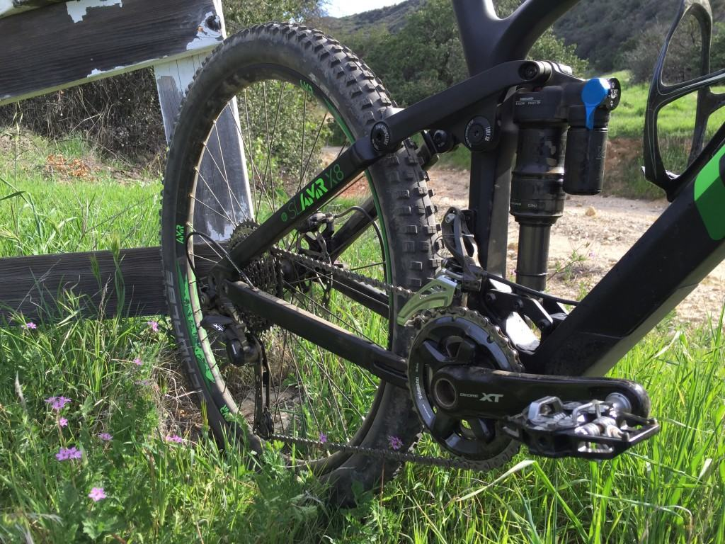 trail testing ghost sl amr x lc 8 mountain bike action. Black Bedroom Furniture Sets. Home Design Ideas