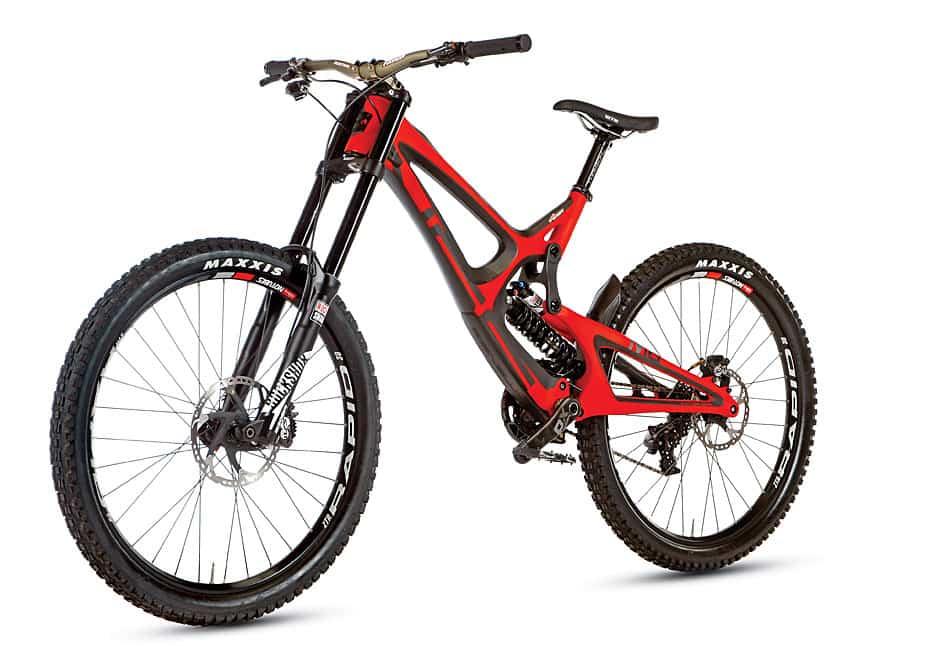 Bike Test Intense M16 Carbon