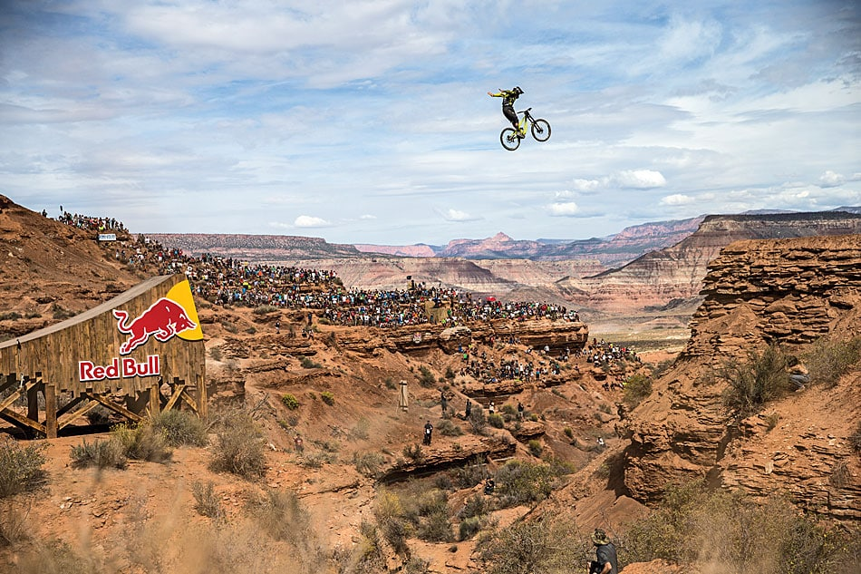 Red Bull Rampage >> Red Bull Rampage 10th Edition Mountain Bike Action Magazine