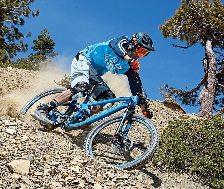 Eyewear Goggles Vs Sunglasses Mountain Bike Action Magazine