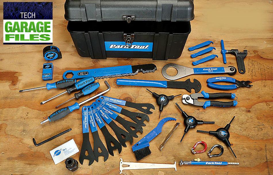 Garage files the ultimate tool kit mountain bike for Alaska garage kits