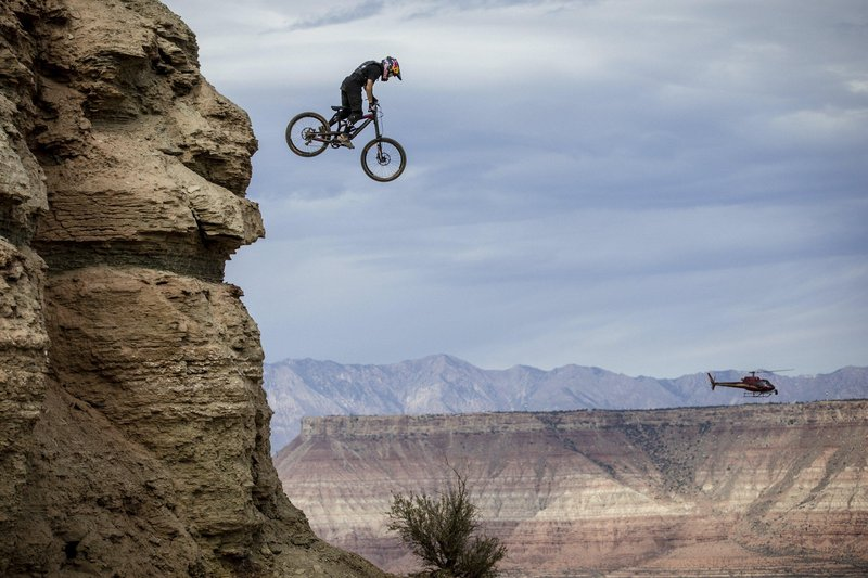 Big Changes For Red Bull Rampage 2016 Mountain Bike