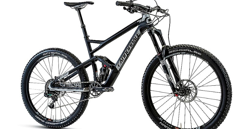 8a0a3521d63 CANNONDALE JEKYLL CARBON 2 | Mountain Bike Action Magazine