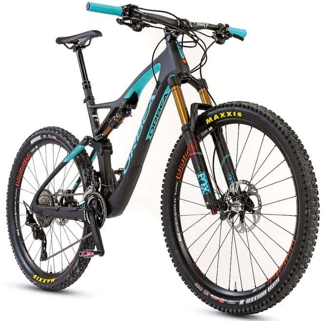 ORBEA OCCAM AM M10 TEST | Mountain Bike Action Magazine