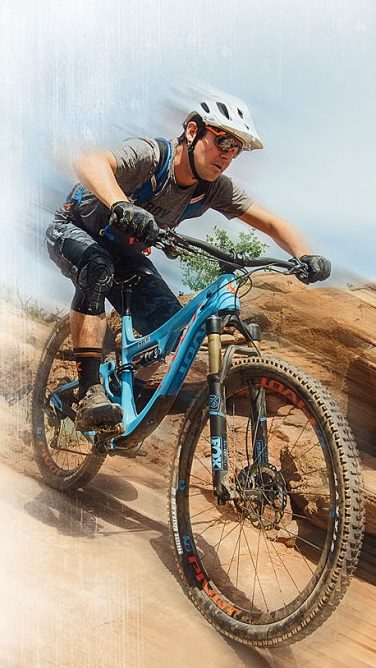 FOR WHAT IT'S WIRTH - Trailbikes Killed the Downhill Star | Mountain Bike Action Magazine