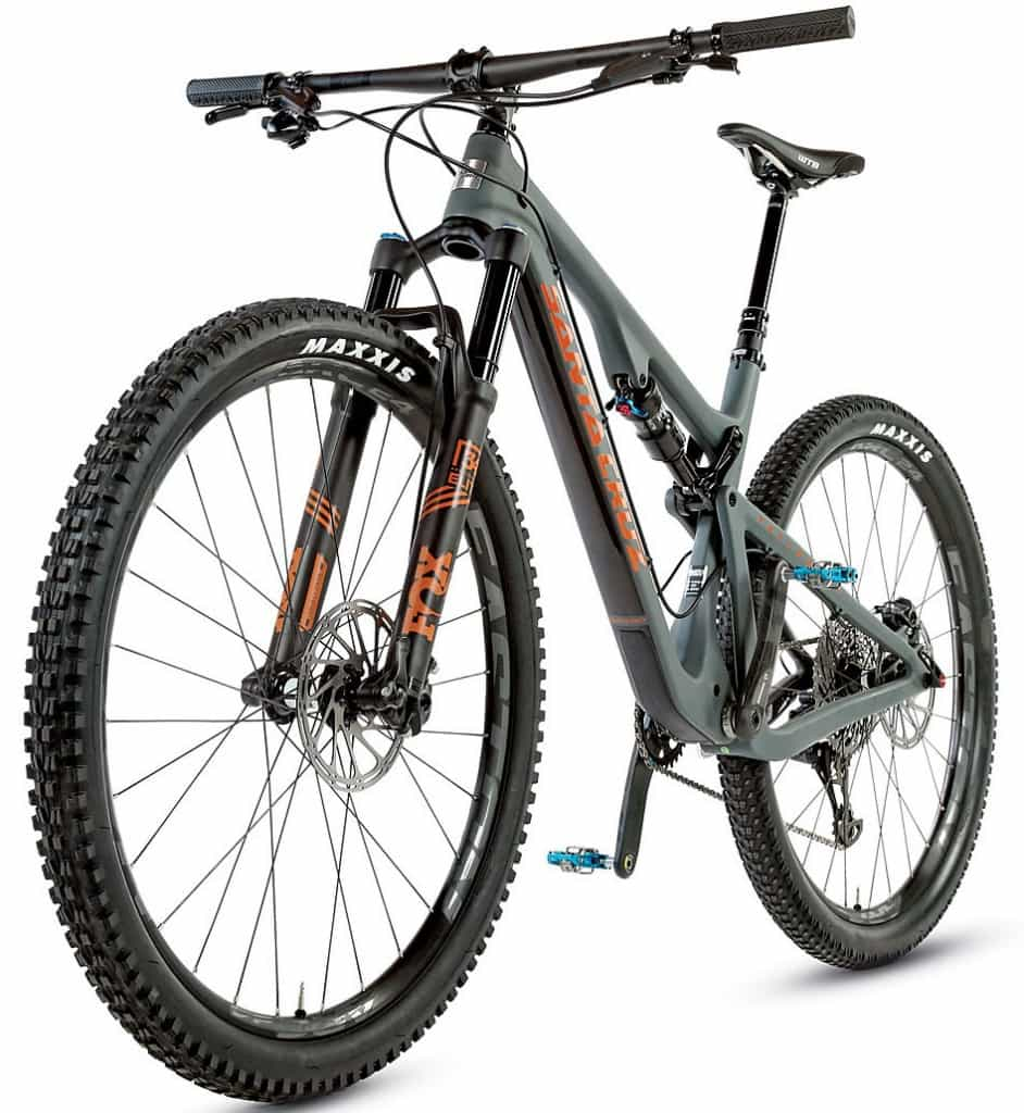mountain bike action magazine santa cruz tallboy cc test. Black Bedroom Furniture Sets. Home Design Ideas