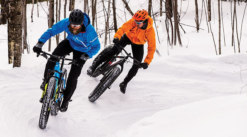 Cold-Weather Riding Tips | Electric Bike Action