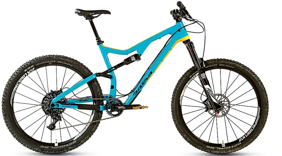 salsa redpoint carbon gx 1 test mountain bike action. Black Bedroom Furniture Sets. Home Design Ideas