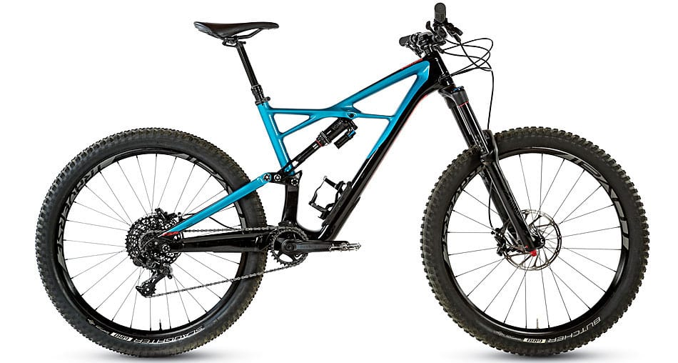 specialized enduro elite carbon 650b test mountain bike. Black Bedroom Furniture Sets. Home Design Ideas