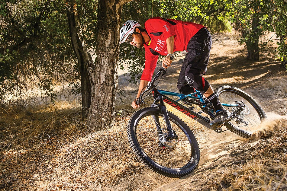 Specialized Enduro Elite Carbon 650B Test | Mountain Bike Action