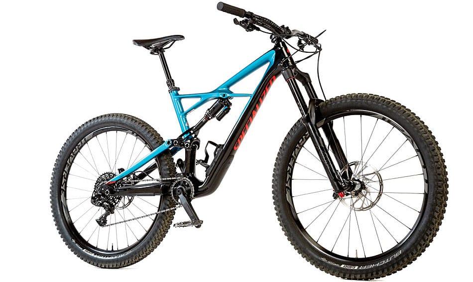 mountain bike action magazine specialized enduro elite carbon 650b test. Black Bedroom Furniture Sets. Home Design Ideas