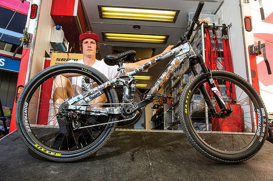 cd4821a65f3 Inside the Pro's Bikes - Brandon Semenuk | Mountain Bike Action Magazine