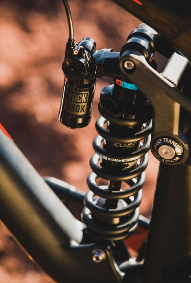 RockShox Launches New Super Deluxe Coil | Mountain Bike