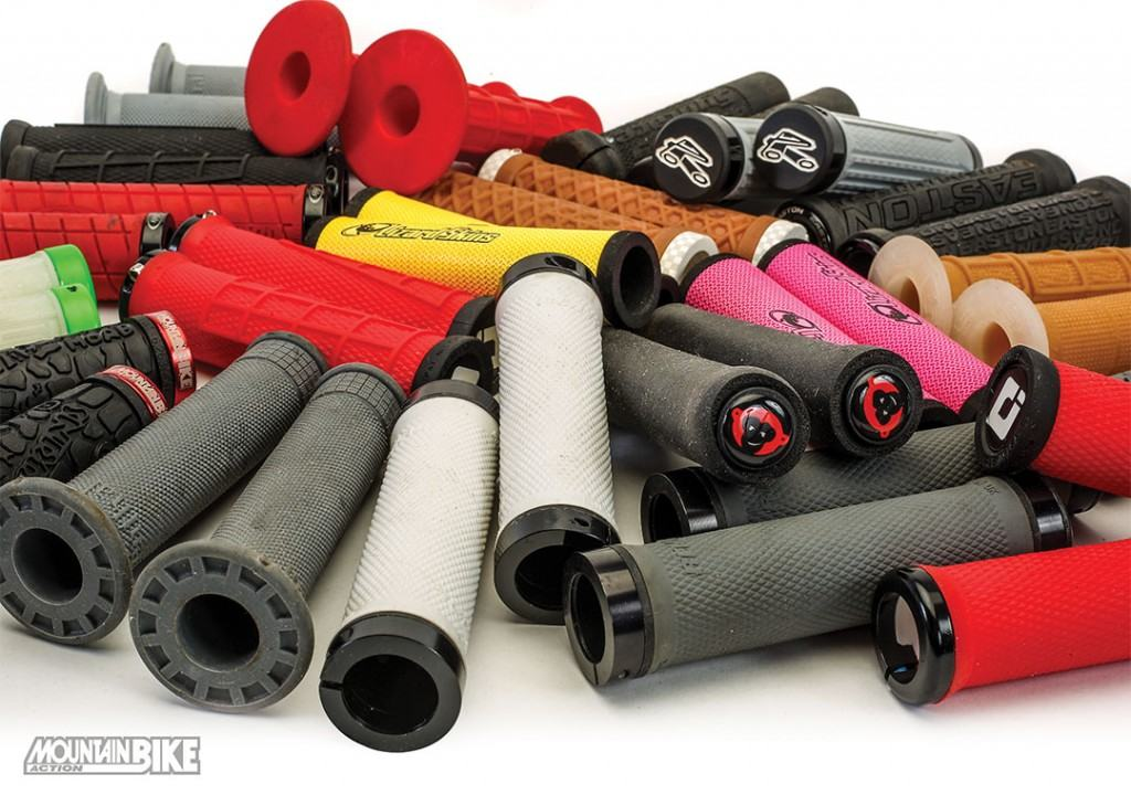 Guide To Choosing The Right Grips Mountain Bike Action Magazine