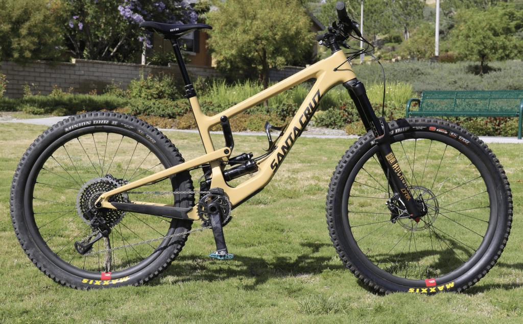 Santa Cruz 2018 Bikes >> First Ride - 2018 Santa Cruz Nomad | Mountain Bike Action Magazine