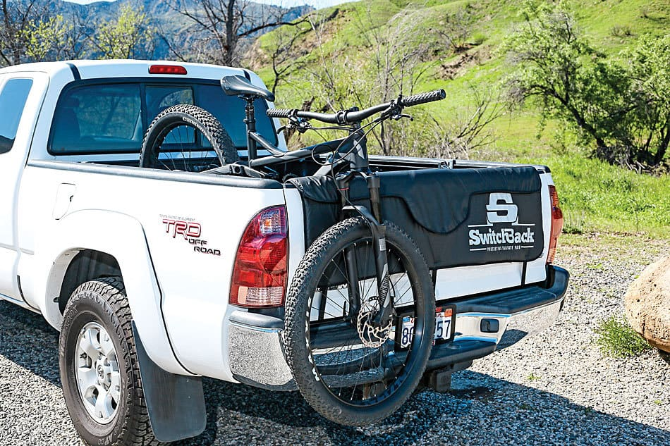 SWITCHBACK TAILGATE PAD TEST