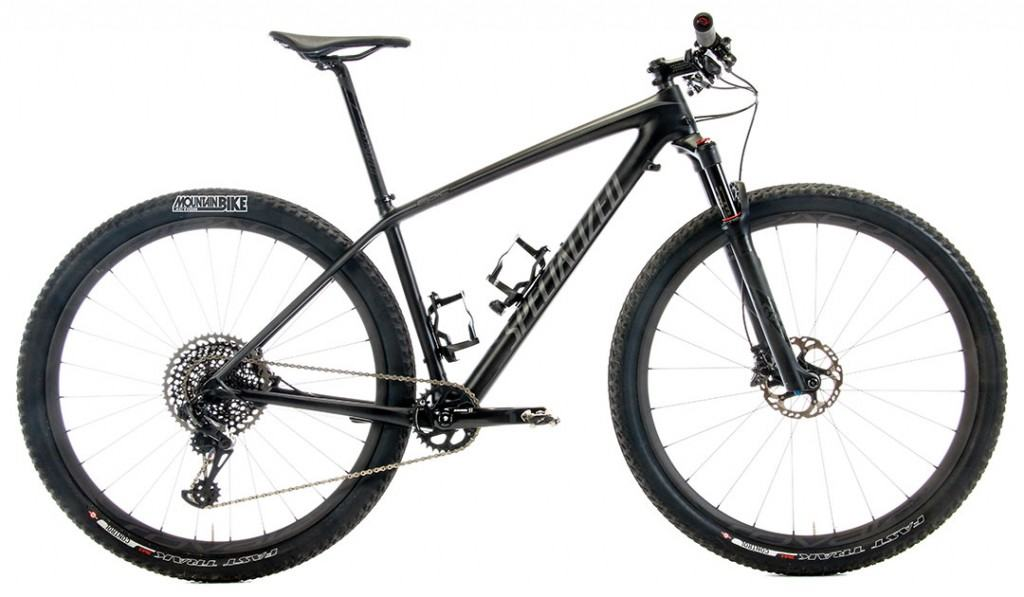 bike test specialized epic hardtail pro carbon mountain. Black Bedroom Furniture Sets. Home Design Ideas