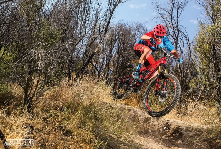 Review Pivot Mach 5 5 Mountain Bike Action Magazine